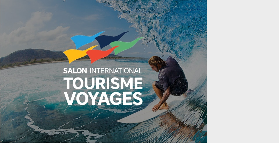 Salon international tourisme voyages p n ga for Salon e tourisme